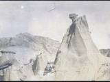 Unusual Rock Formation in Wibaux County, MT